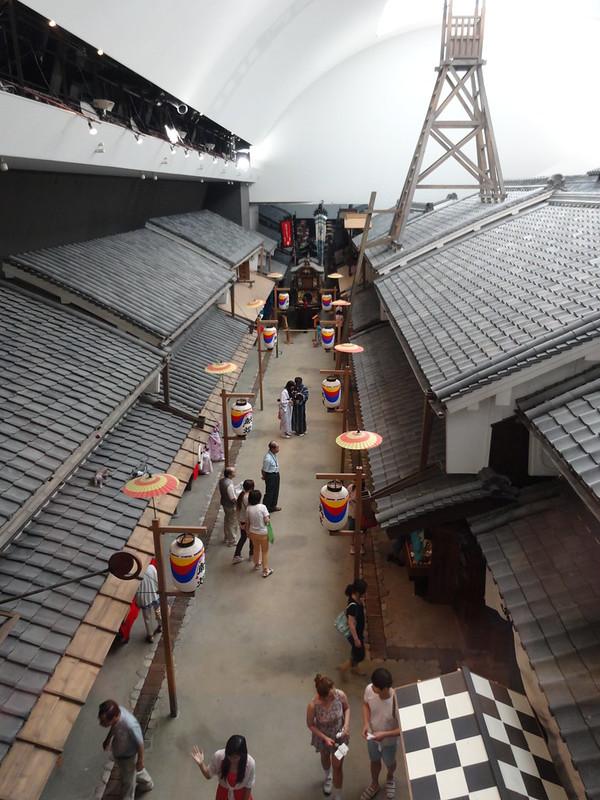 Osaka museum of housing and living